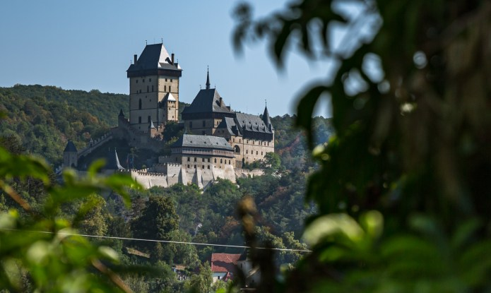 Karlstejn Castle - Czechia's Erstwhile Tower Of London - Travelure ©