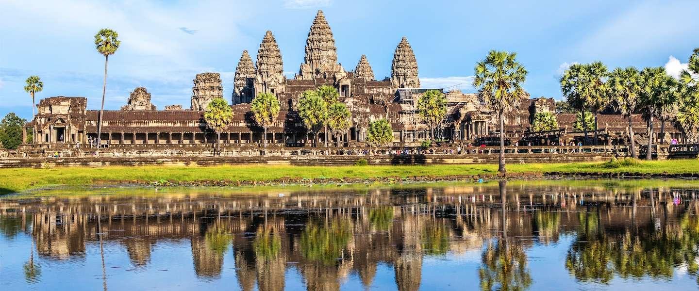 Combineer het mooiste van Vietnam en Cambodja in n rondreis
