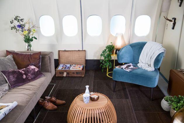 De overnachting van je dromen KLM zet volledig ingericht
