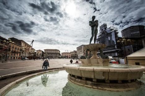 L39Aquila the most beautiful town in Abruzzo region