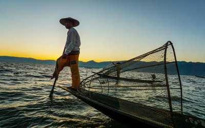 20 giorni attraverso il Myanmar
