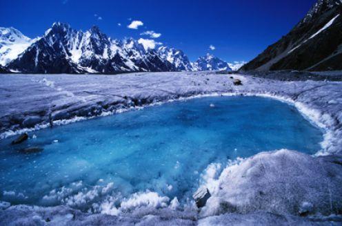 Biafo Glacier 1