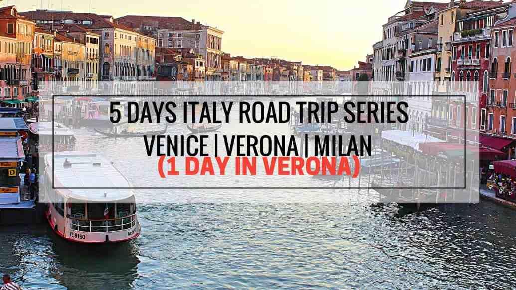 1 Day in Verona