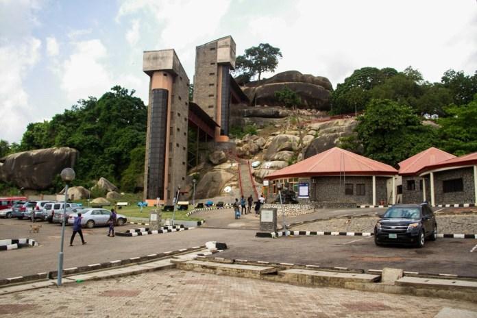 The Olumo Rock Tourist Centre