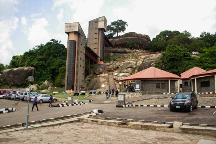 The Olumo Rock Tourist Centre