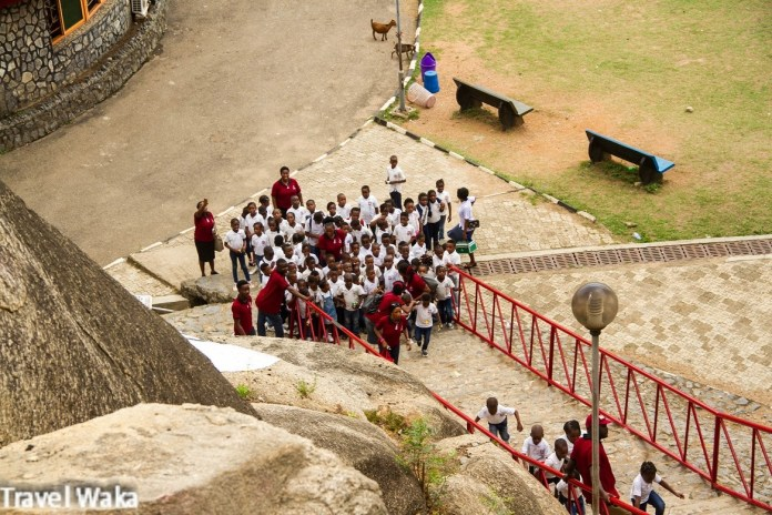 Students on Excursion Abeokuta