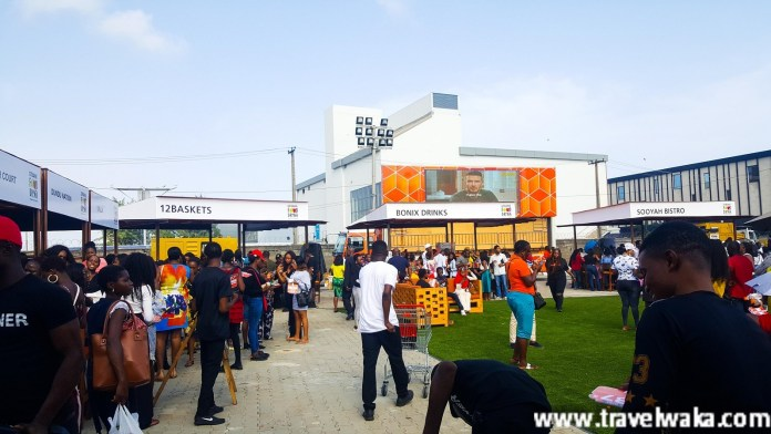 GTB Food and Drink Festival 2019