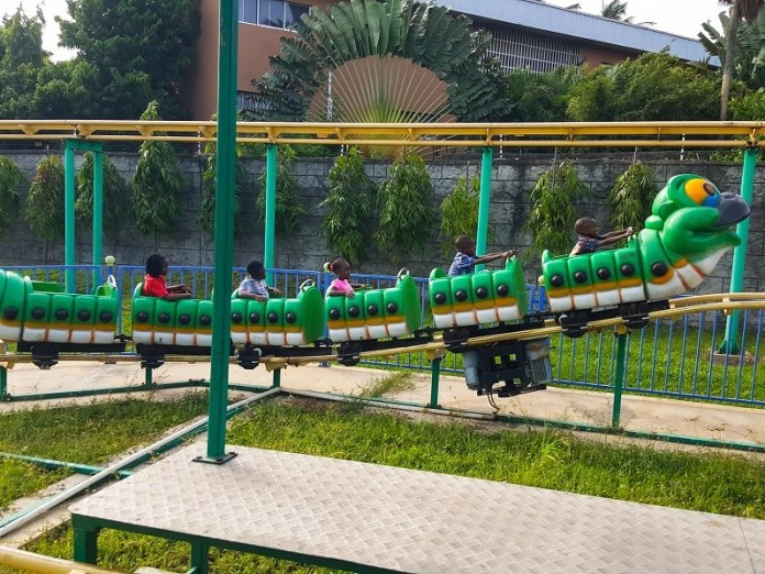 rides at apapa amusement park