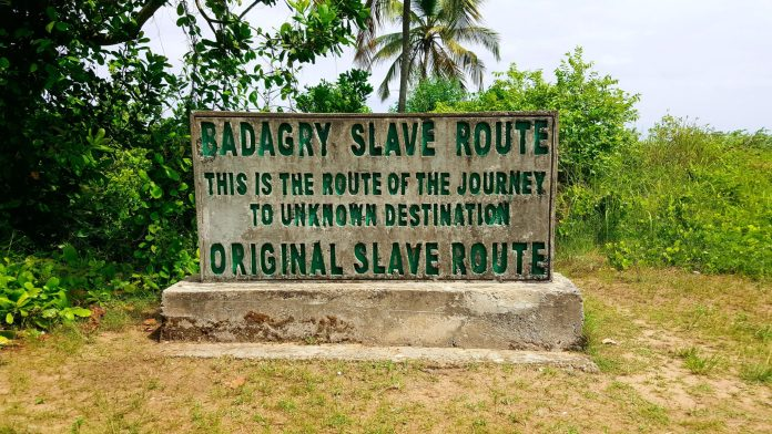 Badagry slave route
