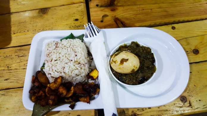ofadaboy ofada rice in Lagos