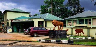 University of Ibadan Zoological garden