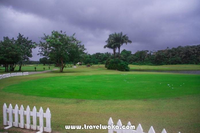 lakowe lakes golf course lekki