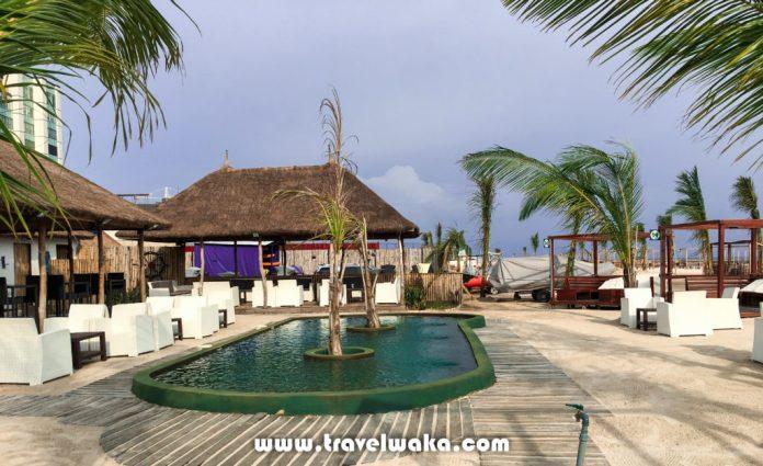 landmark beach swimming pool