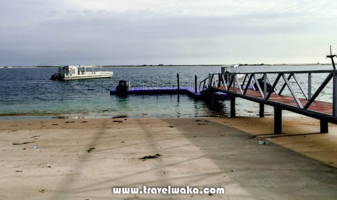 landmark beach boat cruise