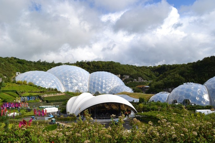 eden project - Best Tourist Attraction Sites in The United Kingdom