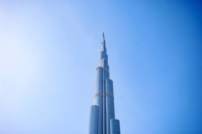 burj khalifa - top tourist destinations in Dubai