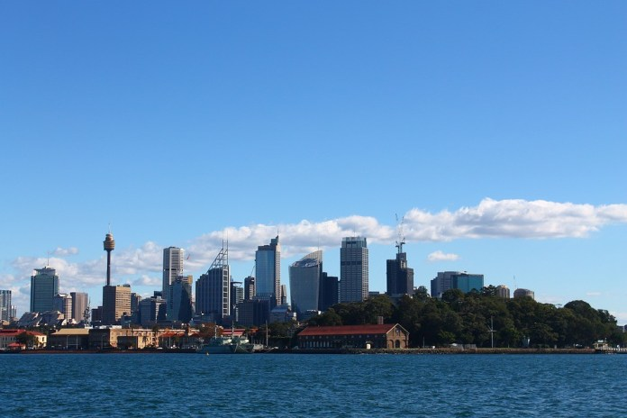 Sydney Tower Eye beautiful Tourist Attractions In Australia