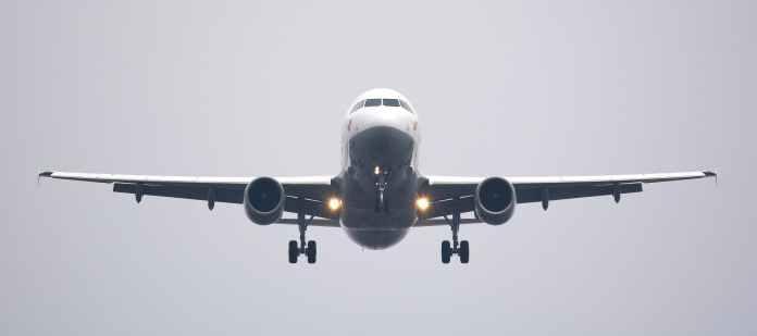 Lagos to Dubai flight