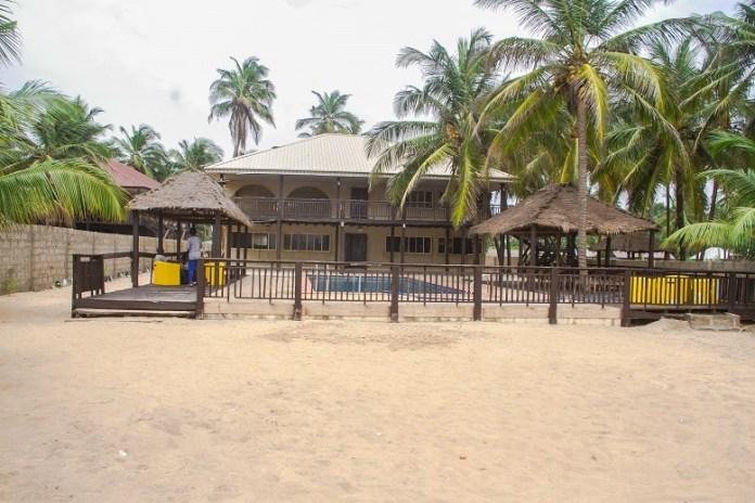 ilashe beach resort