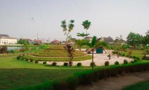 garden in Nigeria