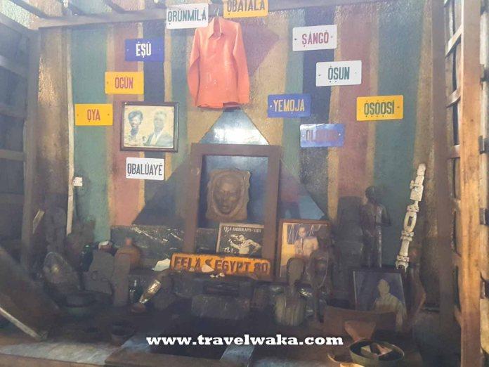 fela shrine