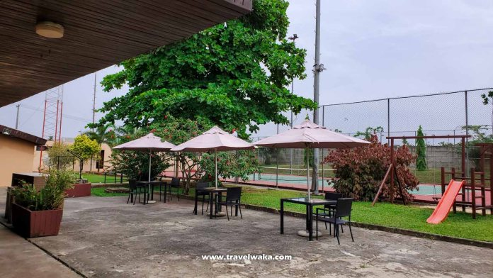 al fresco at resort epe