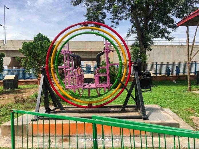 facilities at fajuyi park