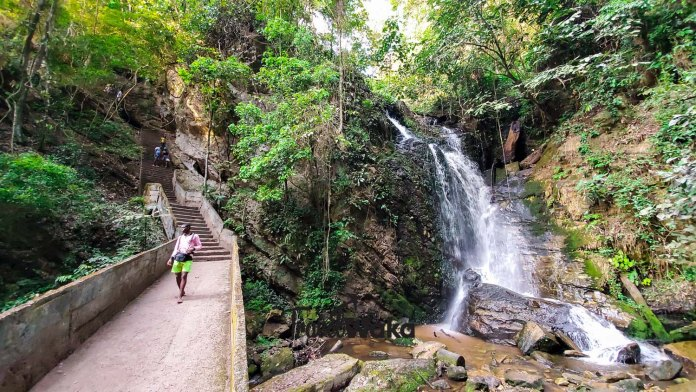erin ijesha waterfall in Nigeria
