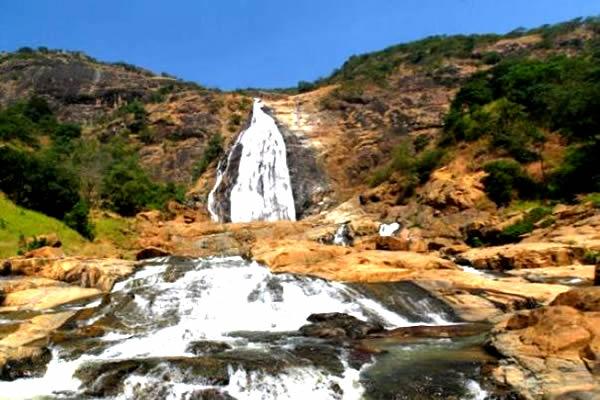 Farin Ruwa Waterfall