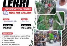 lekki conservation centre tour