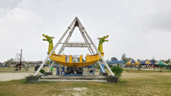 amusememt park in lagp