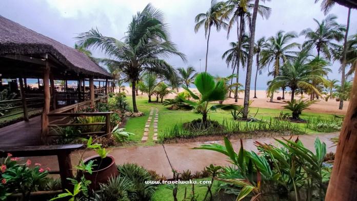 beautiful beach in Benin republic Casa