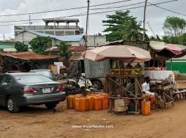 filling station in benin republic