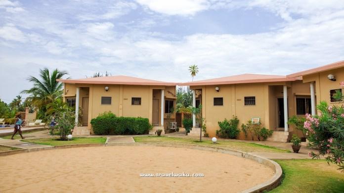 Bungalow hotels in Ouidah