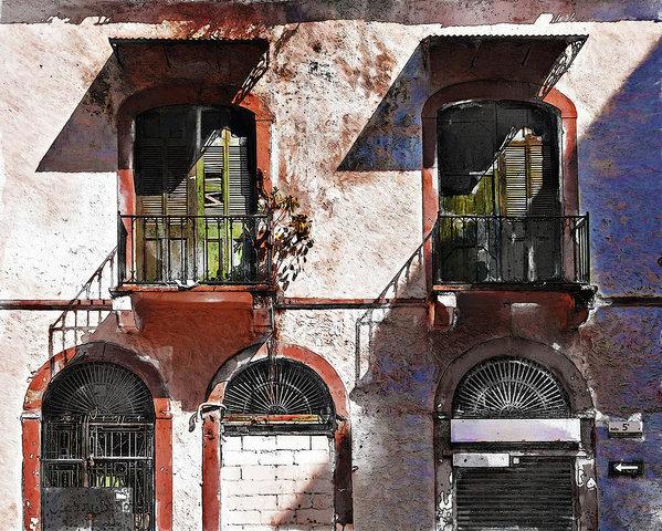 If the doors could talk - Casco Viejo Panama