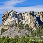 I have seen Mount Rushmore!!!