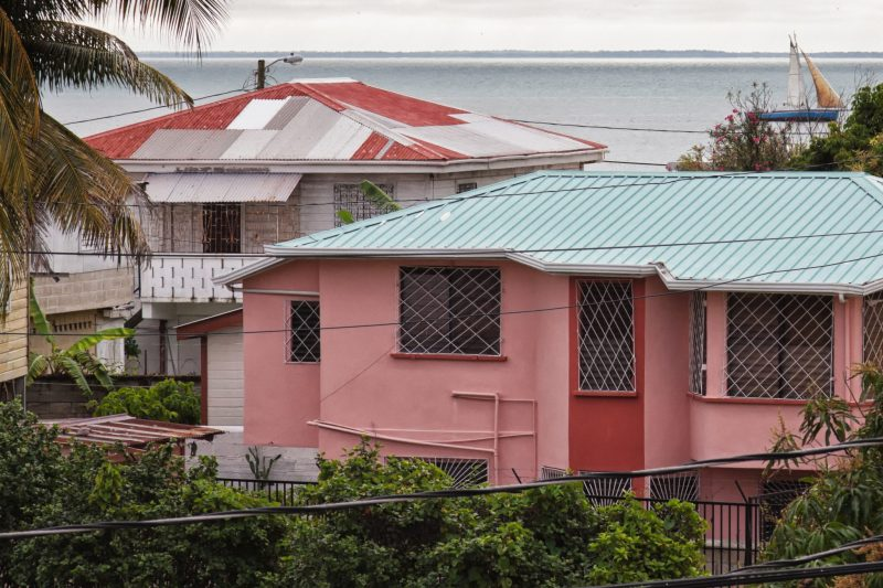 Caribbean buildings and architecture