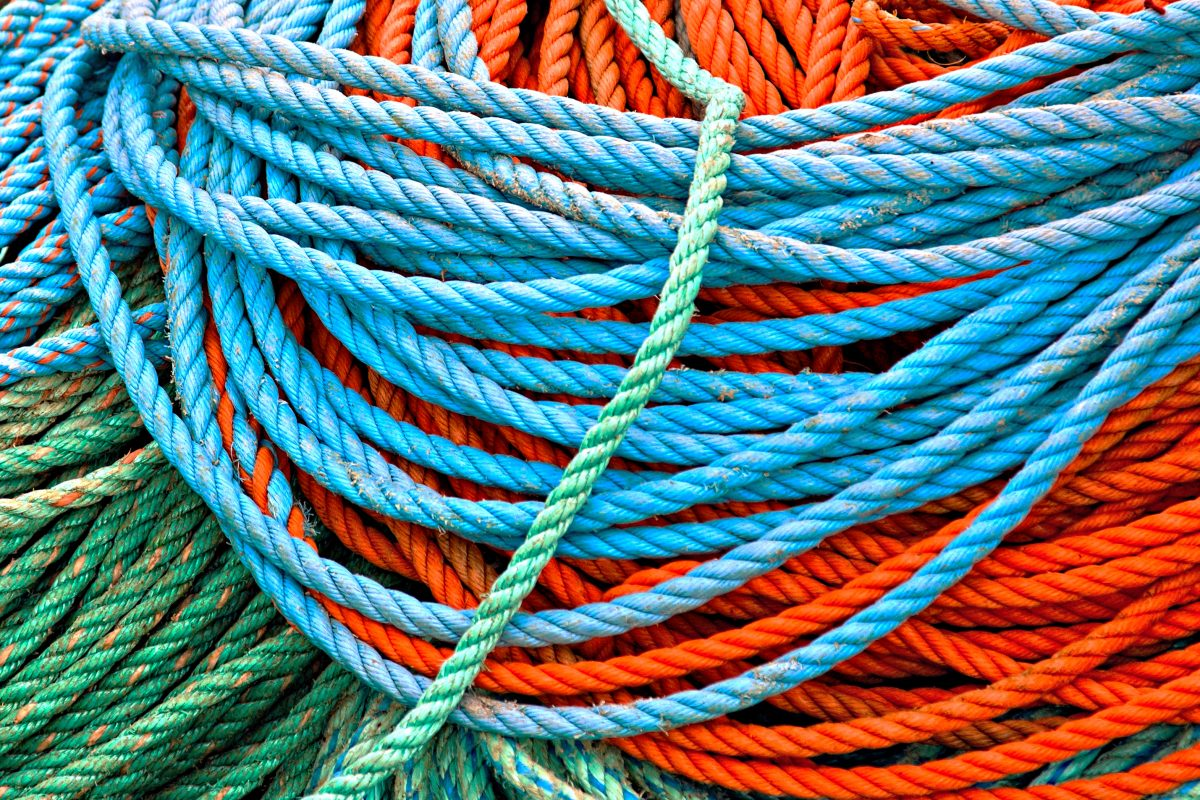 Fishing ropes of Nova Scotia