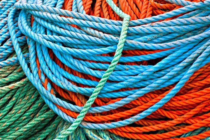 Fishing ropes of Nova Scotia