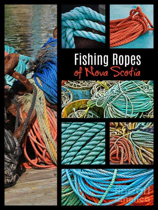 Fishing Ropes of Nova Scotia poster