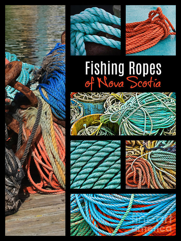 Fishing Ropes of Nova Scotia poster