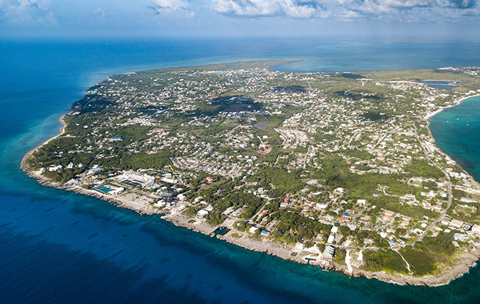 the cayman islands launches