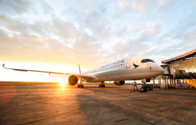 The new A350-1000. the latest stats and Hong Kong today: Cathay Pacific Q&A - Travelweek