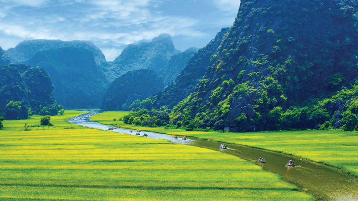 Vietnam's Lower Red River, part of a new Pandaw itinerary for 2015.