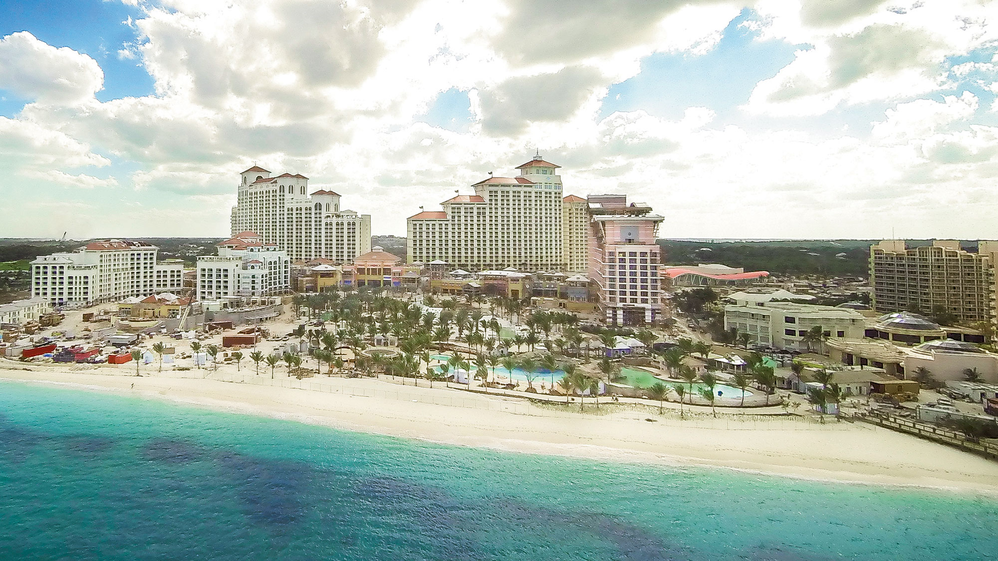 Construction on Baha Mar to resume Travel Weekly