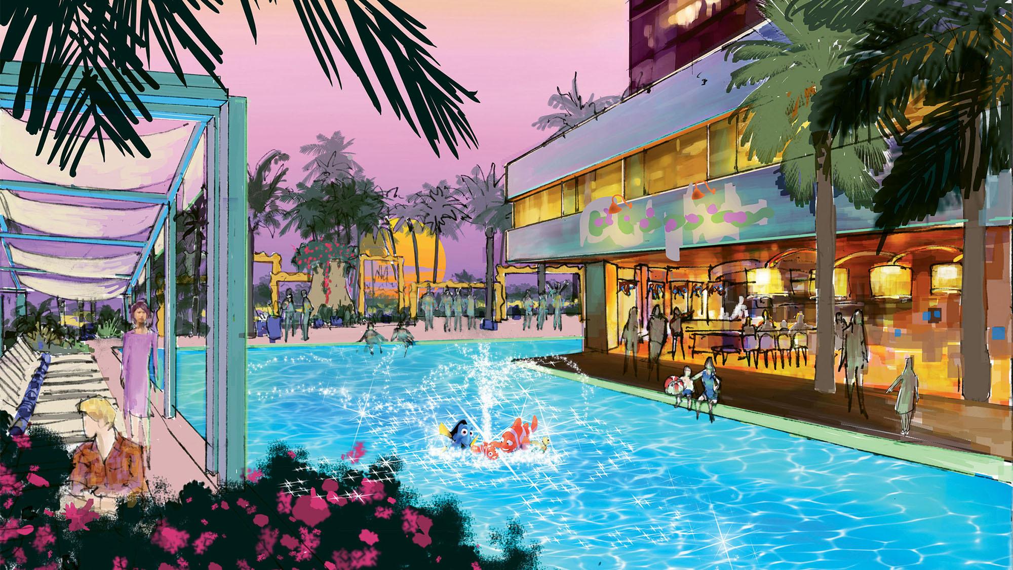 Disneyland Plans Hotel Eyes 2021 Opening Travel Weekly