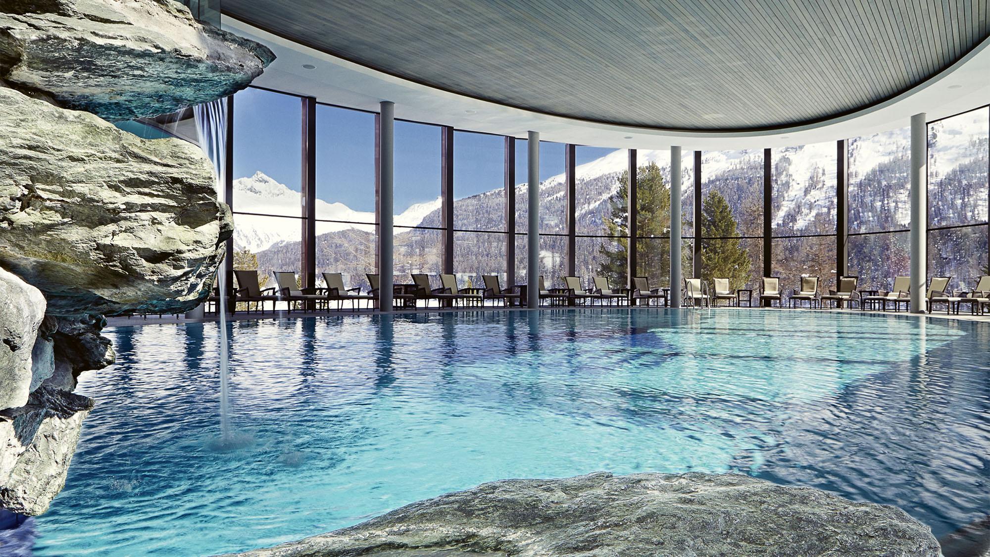 Hotel Indoor Pool Switzerland