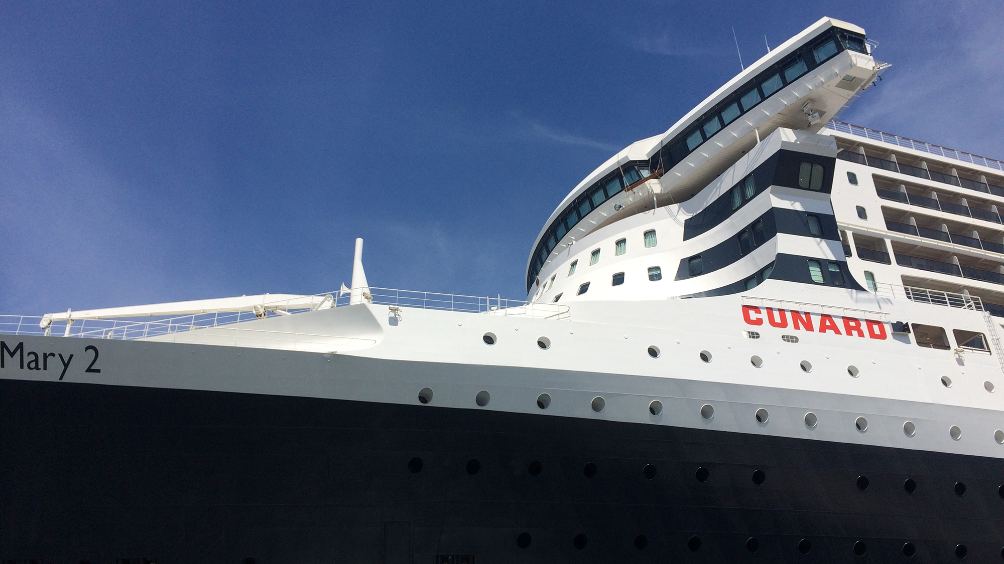 Cunard Calls Queen Mary 2 Renovation Remastering