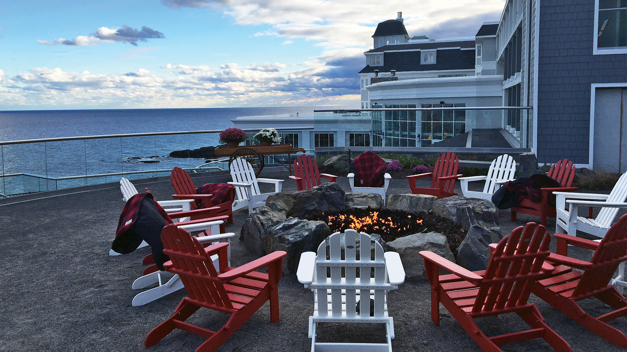 Maine' Cliff House Year- Resort Time In