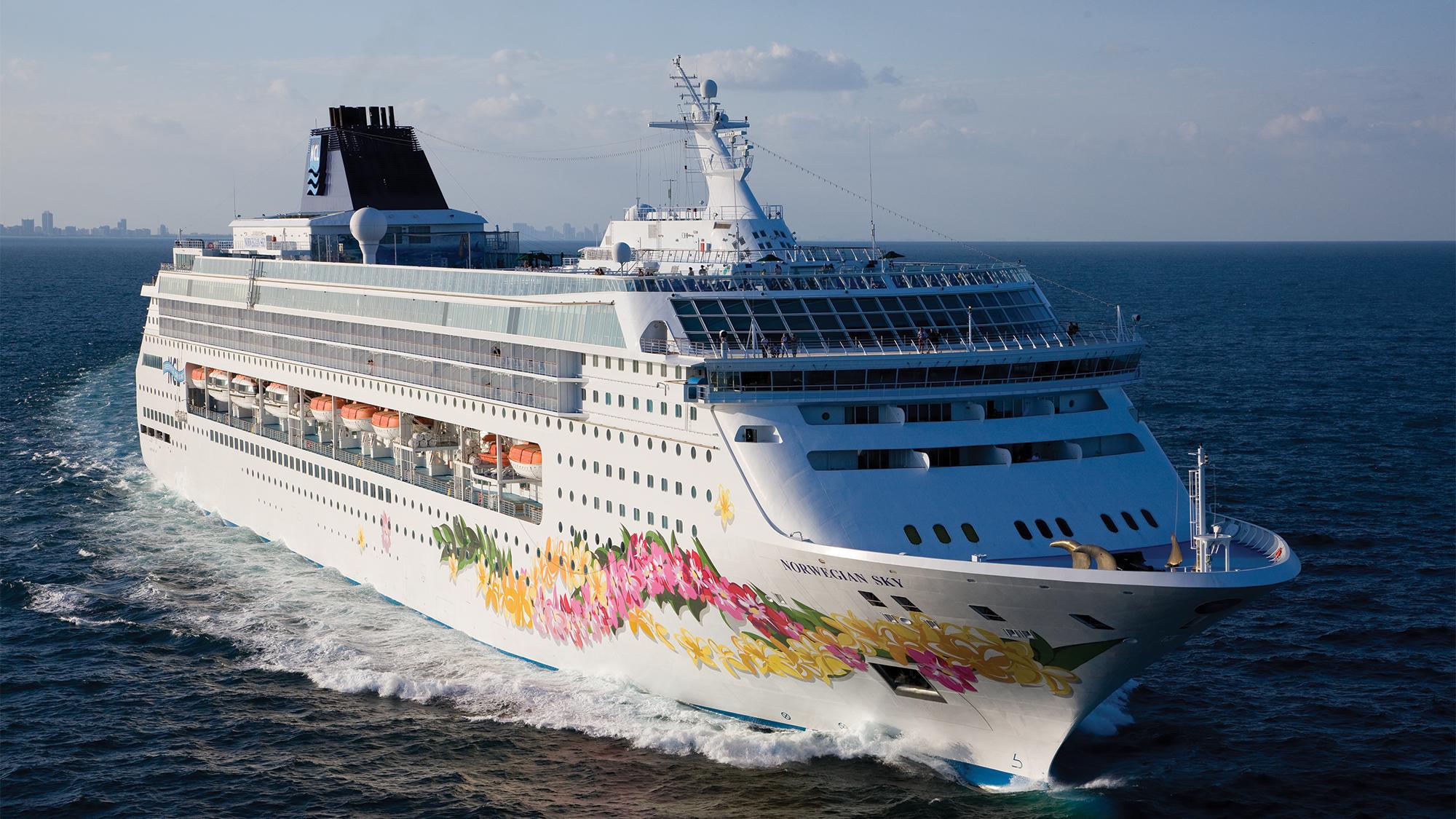 Norwegian Cruise Line Hikes Gratuities Wetravel2u S Weblog